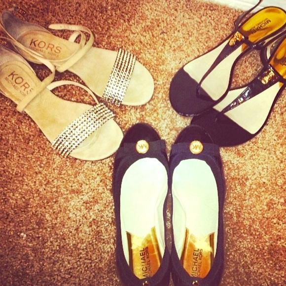 Michael Kors Shoes - MK Flats